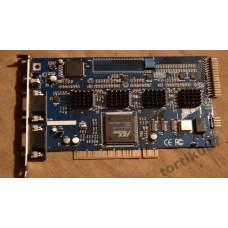 Плата системы видеонаблюдения VA-64D