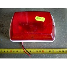 Двутональная сирена + красное мигание. Тортила С-05Б