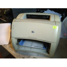 Лазерный принтер HP LaserJet 1000 N1
