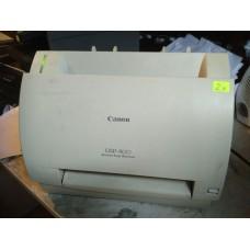 Монохромный лазерный принтер Canon LBP-800 №2 НЕИСПРАВНЫЙ