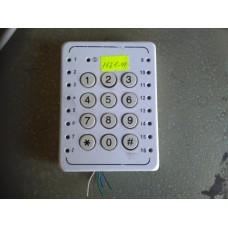 Клавиатура для Пожарно-охранной сигнализации.