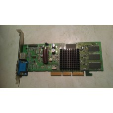 Видеокарта AGP Radeon 7500LE 64MB SDR TVO №40