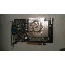 Видеокарта AGP GeForce 6600GT 256MB DDR2 128Bit AGP №41Х