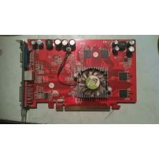 Видеокарта ATI Radeon X1600 PRO 128Mb №42Х НЕИСПРАВНАЯ