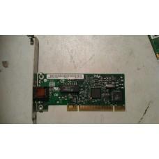 Сетевая карта Intel PRO/100M RJ45 PCI.