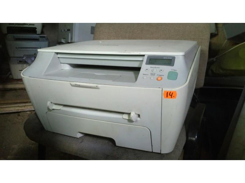 Многофункциональное устройство Samsung SCX-4100 №14