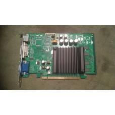 Видеокарта GeForce 7200GS  128Mb DDR2  PCI-E