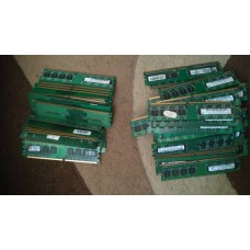 DDR2 PC-5300 667MHz 512Mb forPC INTEL-AMD гар1мес