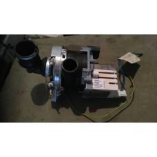Насос с подогревом от стиральной машины INDESIT 220в мощность тена 1650Вт