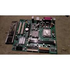 Комплект Intel D101GGC +процессор №1