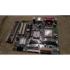 Комплект Intel D101GGC +процессор №2