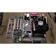 Материнка Intel D845EPI + Pentium 4 1.8