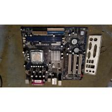 Материнка Foxconn P4M800P7MB-RS2H + Pentium 4 3,06GHZ