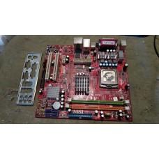 Материнка MSI MS-7267 945GZM5 без PCI-Ex + Pentium 4 3.0GHZ
