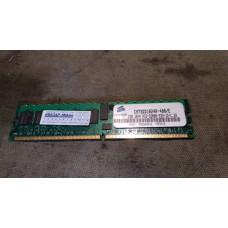 Оперативная память 1Gb 1RX4 PC2-3200R-333-12-C CM73DD1024R-400/E