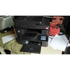 Монохромное лазерное МФУ HP LaserJet Pro MFP M225dw №3
