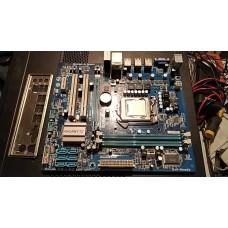 Материнка GIGABYTE GA-H55M-S2 с процессором Core i3 540