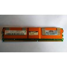 Оперативная память DDR2 PC2-5300 667MHz 1Gb Hynix HP Серверная гар1мес
