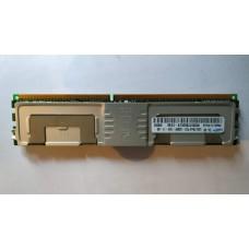 Оперативная память DDR2 PC2-5300 667MHz 1Gb Samsung Серверная гар1мес