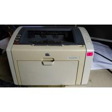 Принтер HP LaserJet 1022N №1