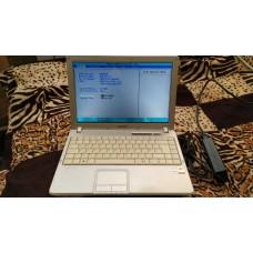 SONY PCG-6P2M CORE2DUO T5500 1.7 GHz 2GB RAM DVD-RW WIFI  Screen 13.3 Sony Vaio VGN-C1S №100