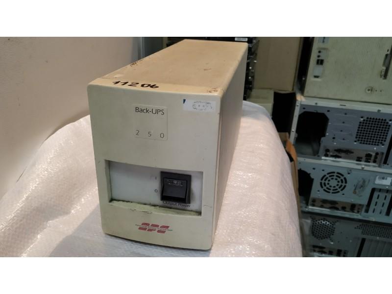 Бесперебойник APC Back UPS 250VA