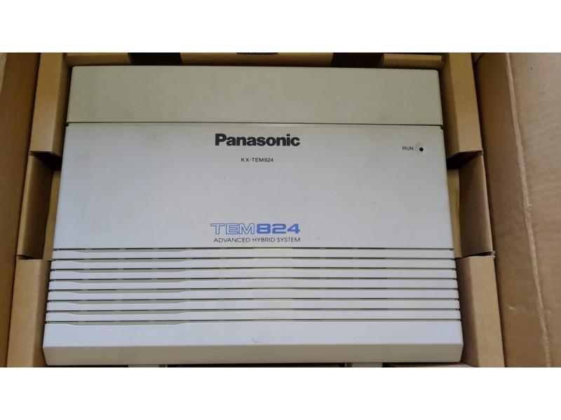 Офисные мини-ATC Panasonic Panasonic KX-TES824UA