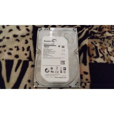 Жесткий диск HDD Seagate Pipeline 1TB 5900rpm 64MB ST1000VM002 3.5 SATA III №666
