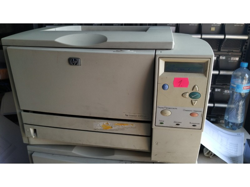 Монохромный лазерный принтер HP LaserJet 2300dn №1