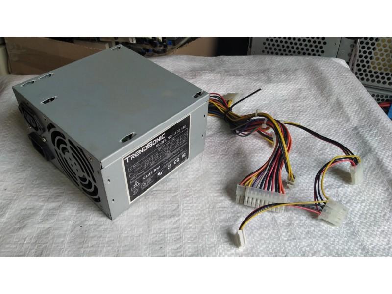 Блок питания TrendSonic ATX-350 350W
