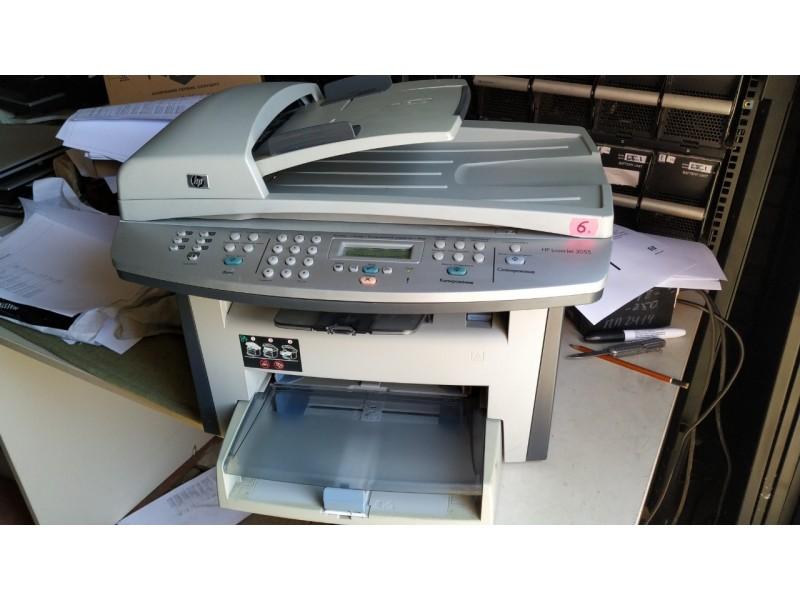 Монохромный лазерный МФУ HewlettPackard HP LaserJet 3055 №6
