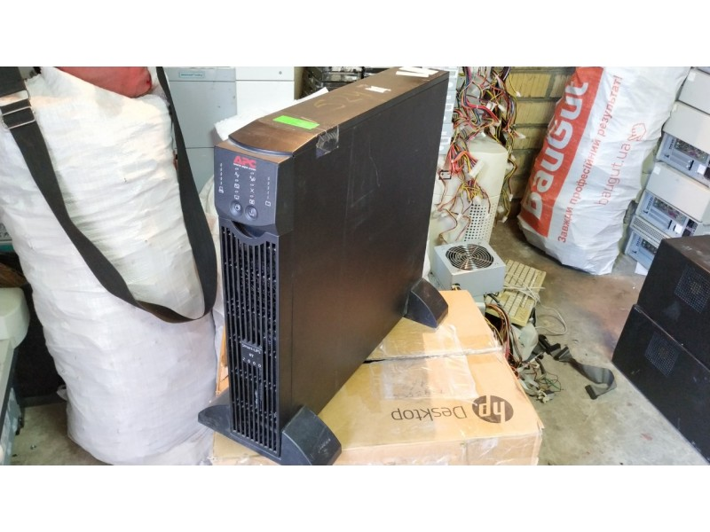 Бесперебойник ИБП APC Smart-UPS RT 2000VA