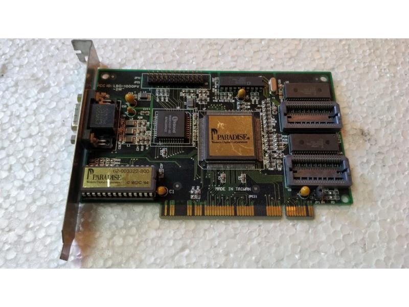 Видеокарта BALI32  PCI