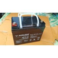 Аккумуляторы SUNLIGHT SPb 12-33 33Ah