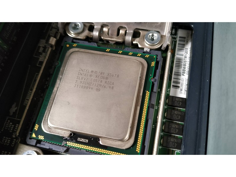 Процессор ураган Intel Xeon X5670