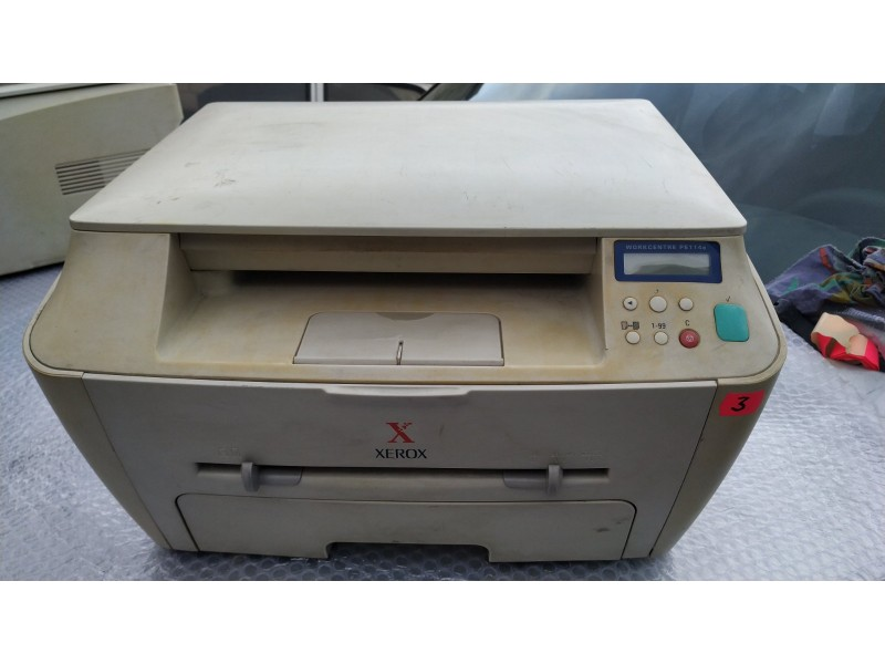 Монохромное Лазерное МФУ Xerox Workcentre PE114e №3
