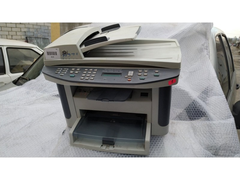 Монохромное лазерное МФУ HP LaserJet M1522nf №1