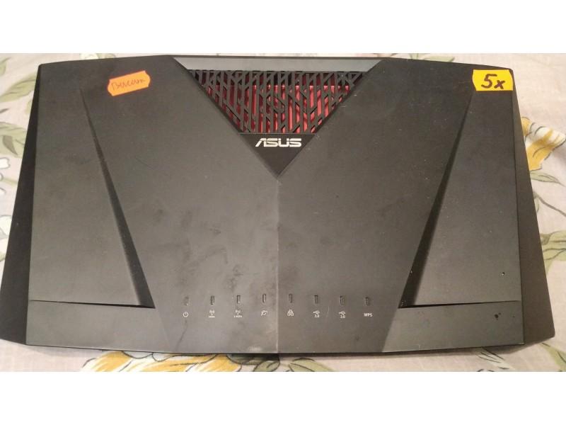 Роутер WI-FI ASUS RT-AC88U №5x