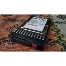 Винчестер серверый146gb 10k sas 2.5 HP DG146BB976