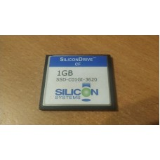 Silicon Drive 1Gb SSD-C01G1-3620