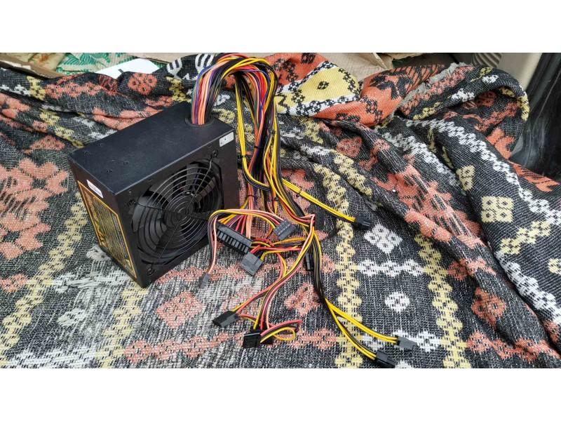 Блок питания Axes ATX-500A 500W