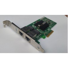 Серверная сетевая карта 46K6601 IBM 1GB PCIe x4 2-Port Ethernet Network Card D76567