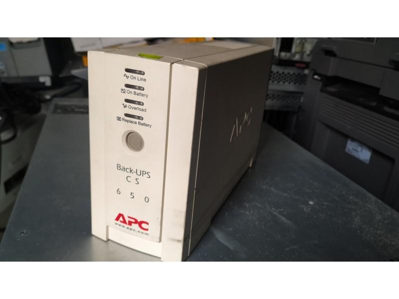 Корпус от Бесперебойник APC BACK-UPS 650 CS