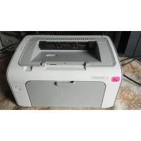 Принтер HP LaserJet P1102 №1x