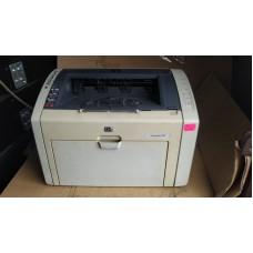 Монохромный лазерный принтер HP LaserJet 1022 №2x