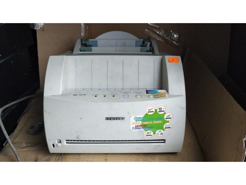 Монохромный лазерный принтер Samsung ML-1210 №2