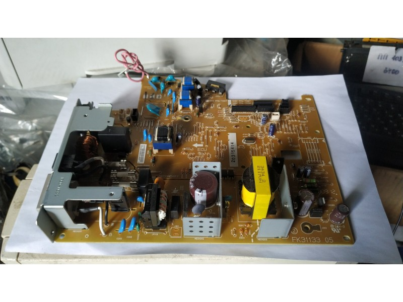 FM4-7059 ПЛАТА питания и управления FK31133