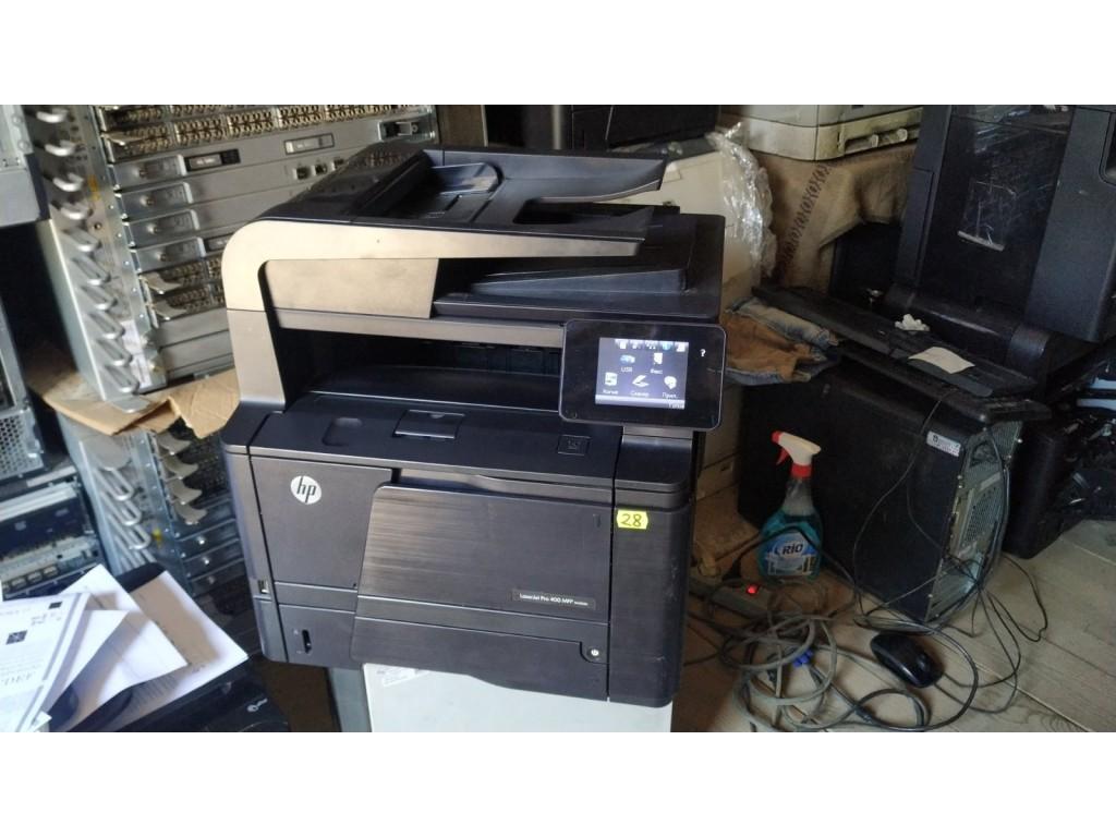 Monohromnoe Lazernoe Mfu Hp Laserjet Pro 400 Mfp M425dn 28
