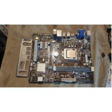 Материнка EliteGroup H81H3-M3 с процессором G1840 и задней панелькой