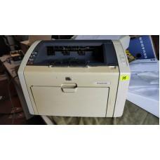 Монохромный лазерный принтер HP LaserJet 1022 №16